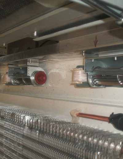 Impianto frigorifero autonegozi nomec 4