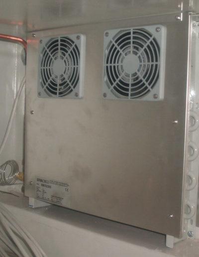 Impianto frigorifero autonegozi nomec 2