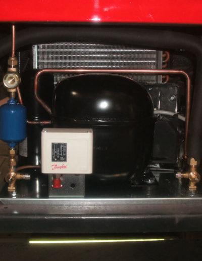 Impianto frigorifero autonegozi nomec 1