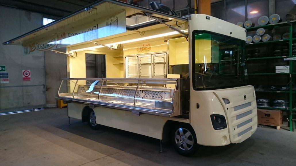"Autonegozio Alimentari – ""Puma"" P350N"