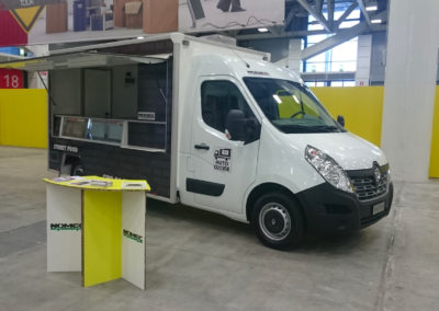 Food Truck – Renault Master X62 Cellula