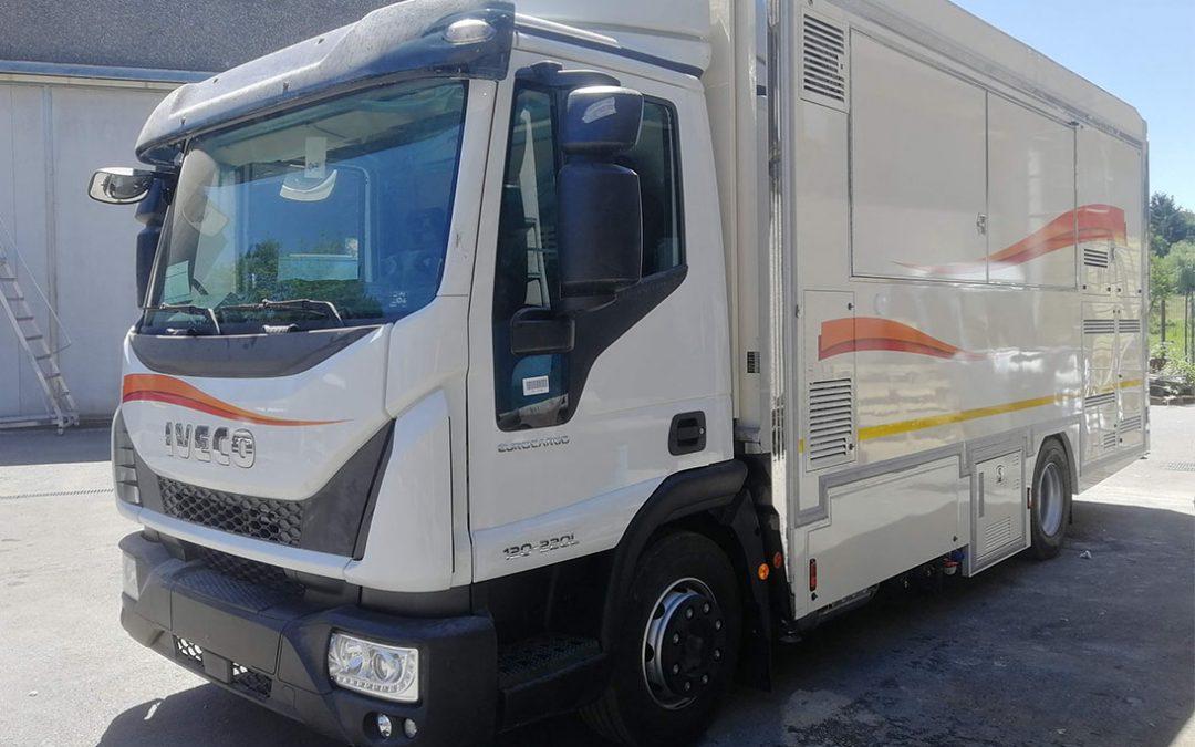 Autonegozio Rosticceria – Iveco Eurocargo Cabinato