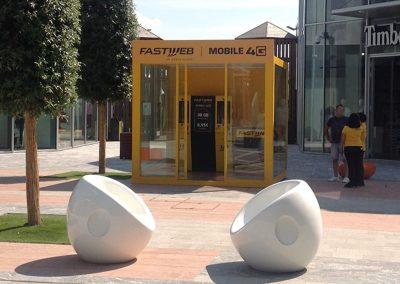 Container Fastweb