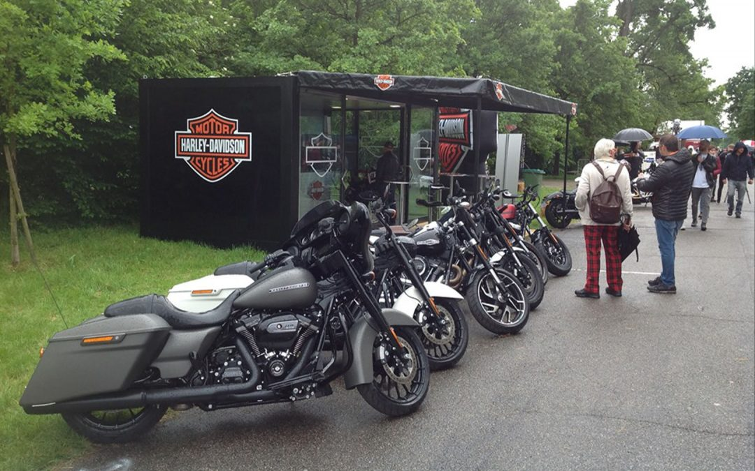 Container Harley-Davidson