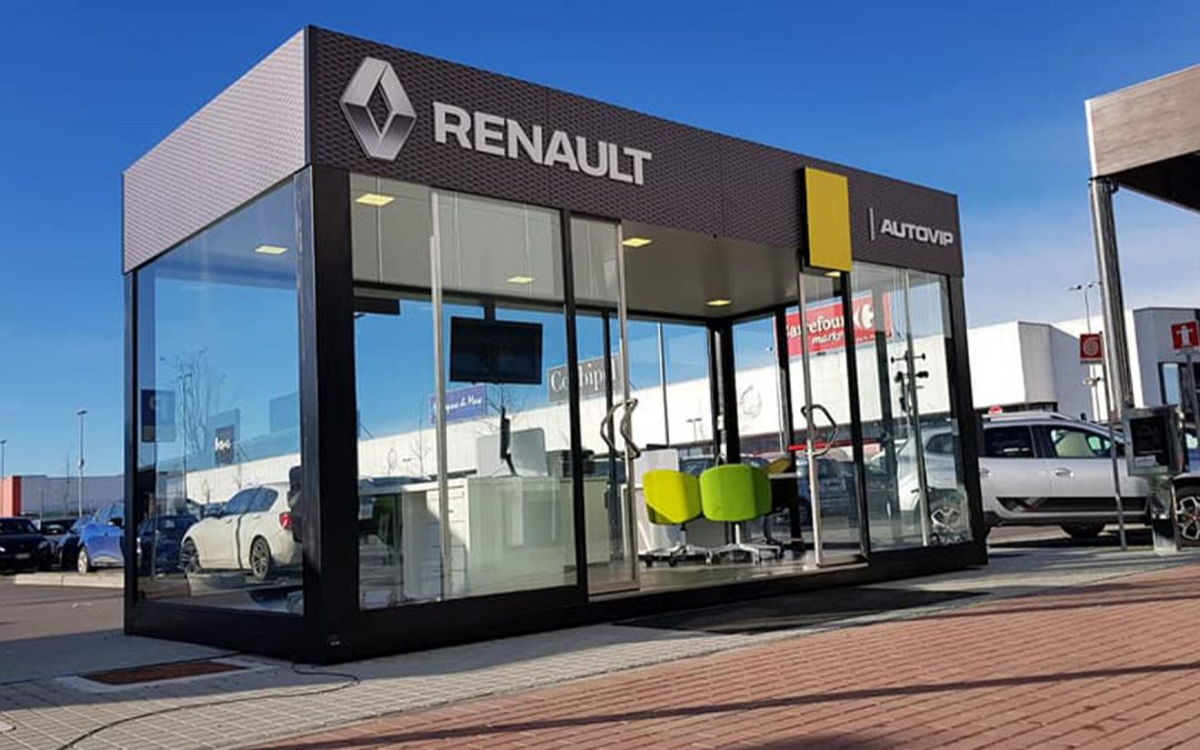 Container – Renault