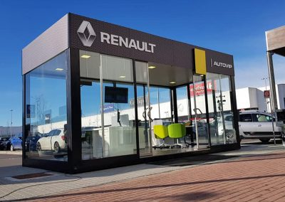 Container Renault