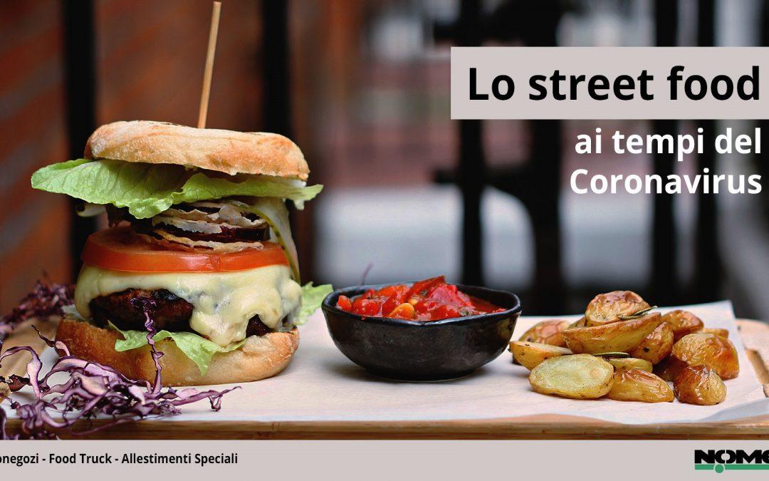 Lo street food ai tempi del Coronavirus