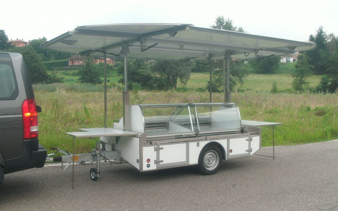 Food Truck – Rimorchio Alimentari
