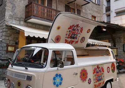 Food Truck Volkswagen T2 anni 70 - Nomec  - 4