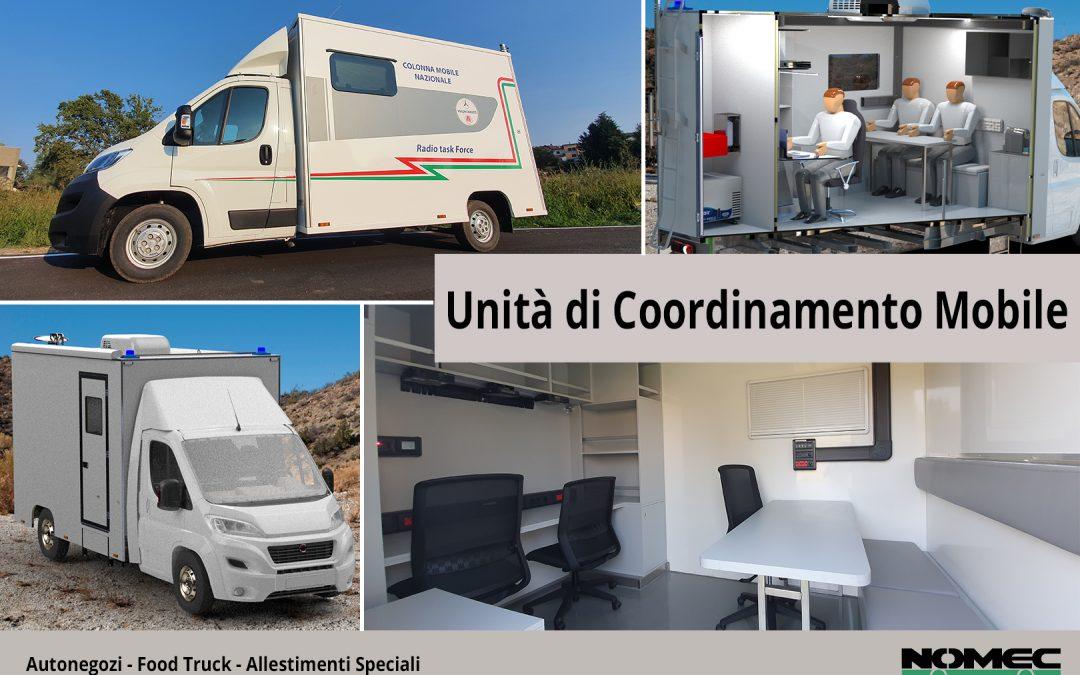Ufficio Mobile – dalla progettazione alla realizzazione