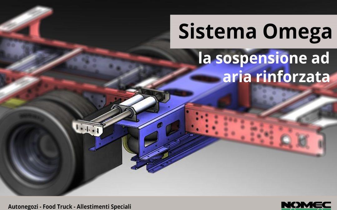 Sistema Omega: la sospensione ad aria rinforzata